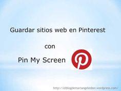 ▶ Pin my screen-pinterest - YouTube