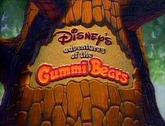 "Disney's first animated series! In medieval times, a young squire discovers a hidden race of talking teddy bears with a culture including jute fruce that makes them bounce and humans strong. First season episodes reunited ""Rocky and Bullwinkle"" (after Bill Scott's death, ""Brainiac"" assumed his roles). Paul Winchell voiced a wizard Gummi who spoke in spoonerisms (""jute fruce"" came from Bob Hope)."