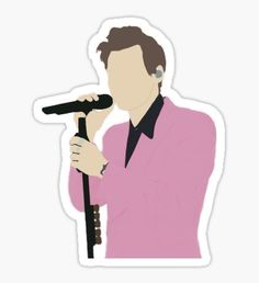 Harry Styles stickers featuring millions of original designs created by independent artists. Harry Styles Dibujo, Harry Styles Drawing, Tumblr Stickers, Diy Stickers, Laptop Stickers, Desenhos One Direction, Art Ideas For Teens, Harry Styles Wallpaper, Aesthetic Stickers