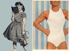retro-collage