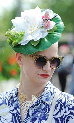 239 Best Kentucky Derby Hats Images On Pinterest