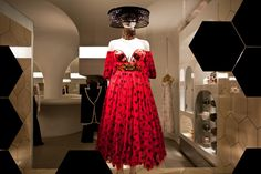 The World's Fashion Windows, Online in Real-Time · Alexander McQueen, London,  February 2013