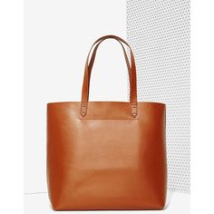 Kelsi Dagger Commuter Leather Tote Bag (£110) ❤ liked on Polyvore featuring bags, handbags, tote bags, structured tote bag, genuine leather purse, genuine leather tote, structured leather tote and genuine leather tote bag