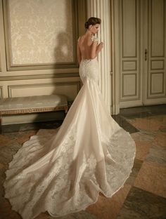 Elegantly Sexy Berta Wedding Dresses 2016 Part I