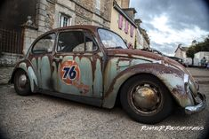 Custom Vw Bug, Custom Cars, Car Volkswagen, Vw Cars, Weird Cars, Cool Cars, Vw Rat Rod, Vw Baja Bug, Rat Look
