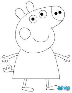 Here are the Interesting Peppa Pig Colouring Pages. This post about Interesting Peppa Pig Colouring Pages was posted under the Coloring Pages . Peppa Pig Coloring Pages, Colouring Pages, Sticker Printable, Peppa Pig Birthday Cake, Peppa Pig Cakes, Peppa Pig Cupcake, Peppa Pig Birthday Decorations, Aniversario Peppa Pig, Pig Cupcakes
