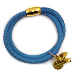 Fortune cookie armband sky from Applepiepieces #applepiepieces #bluemonday