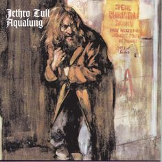 Jethro Tull - Aqualung LP - 1971 - Reprise MS 2035 - Vintage Vinyl LP Record Album by rockcityrecords on Etsy Greatest Album Covers, Rock Album Covers, Classic Album Covers, Music Album Covers, Music Albums, Progressive Rock, Blues Rock, Cover Art, Steven Wilson