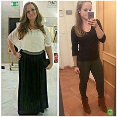 No esperes a que suceda; haz que suceda. . #healthyfranita #healthylifestyle #beforeandafter #bodytransformation #bodyinprogress #sepuede #follow #followme #transformation #abs #instafitness #instafit #fitness #healthy
