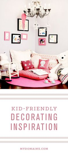 How to decorate your child's room with sophistication, but still have them love it