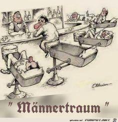 lustiges Bild 'Männertraum.jpg' von Friedi. Eine von 14329 Dateien in der Kategorie 'witzige Bilder' auf FUNPOT.