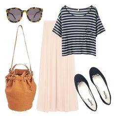 Logra un look casual y femenino, encuentra más en http://mipagina.1001consejos.com/