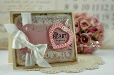 My Heart Is Yours. Becca Feeken, Amazing Paper Grace