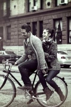 53 best romantic couple bike ride images  romantic
