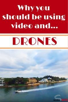 If you aren't using video and drones in real estate yet, you should start. While video should be used to market any business, the real estate industry has so much to gain because of its visual product.  In real estate, pictures are a must… but it's 2016. Not only is video more engaging, but it's more popular. Now, it's time to take it to the next level by using drone photography.
