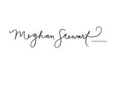initial logo design by jordan brantley / branding / hand lettering