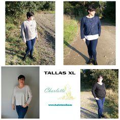 Jerseys talla xl www.charlotteonline.es