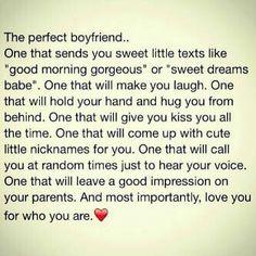 The perfect biyfriend