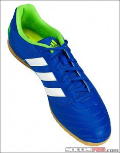5b619602680 adidas Freefootball Super Sala Indoor Soccer Shoes - Blue Beauty... 44.99   soccerdrills