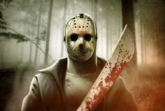 jason voorhees by HelverAsbeth on @DeviantArt