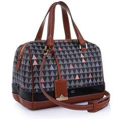 BOLSA LUCY TRIANGLE - Schutz essa bolsa é perfeita!!! Além de linda, estilosa é bem espaçosa