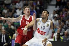 "Brose Baskets vs Real Madrid live streaming eurocup preview   Brose Baskets vs Real Madrid live streaming eurocup preview 2-25-2016 Real Madrid travels to Bamberg to measure Thursday to Brose Baskets (20:00 C  Sport). Pablo Laso and Gustavo Ayon appeared in the pre-game of the eighth day of the Top 16. The white coach said: ""The first leg made it clear that they will have to compete playoff chances to enter and is a very dangerous team.. we must understand that it is a very tough and…"
