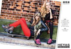 #HEYAS #zapatos #shoes #fashion #moda #argentina #AutumnWinter2014 #invierno www.heyas.com.ar