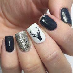 Image result for antler nail stamp