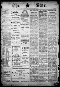 JEFFERSON COUNTY - REYNOLDSVILLE - About The star. (Reynoldsville, Pa.) 1892-1946 « Chronicling America « Library of Congress