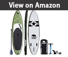 Atoll 11 Inflatable SUP Review