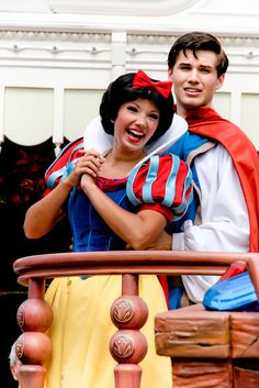 Snow White and Prince | Flickr - Photo Sharing!
