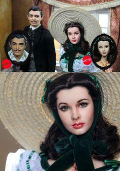 ::||www.ncruz.com::|| Rhett Butler & Scarlett O'Hara by Noel Cruz