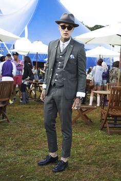 #streetstyle at 50th Festival