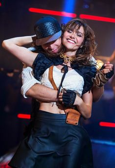 Moose and Camille | by far the best couple in the whole Step Up franchise! <3 love love love them!!!