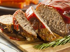 Check out this pork rind recipe for All Protein Meatloaf from PorkRinds.com