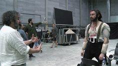"laughingsloth: "" Richard Armitage on the Hobbit set, part 2 (part 1) """