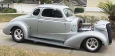 1937 Chevy Business Coupe