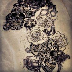Skull idea