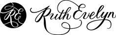Ruth Evelyn   Logo