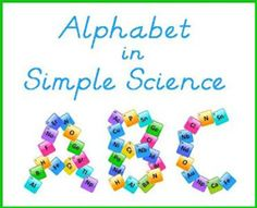 Alphabet in Simple Science