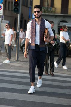 """""""See the strongest looks at Pitti Uomo S/S '16 - GQ.co.uk"""""""