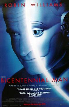 Another good Robin Williams movie. One of Robin Williams Best. Great Films, Good Movies, Awesome Movies, Bicentennial Man, Robin Williams Movies, Little Dorrit, Sci Fi Films, Movies Worth Watching, Ex Machina