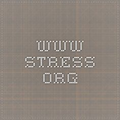 www.stress.org Neurophysiologic effects and research on cranial electrotherapy stimulation (CES) for treatment of anxiety, depression, and sleep disorders