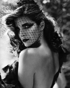 Stephanie Seymour 2008 10 Numero Fr 97 Ph. Greg Kadel