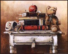 Reading Room, John Rossini