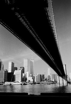 Pic from Brooklyn,1983:Lower Manhattan's Lost Anchors: Remembering the Twin Towers | LIFE.com