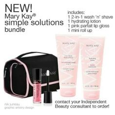 As a Mary Kay beauty consultant I can help you, please let me know what you would like or need. www.marykay.com/kdonelan