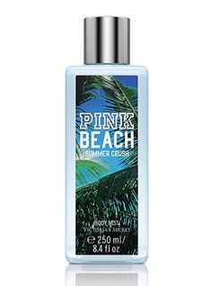 Victoria Secret Pink summer crush body mist...I bought this yesterday and I love it!!