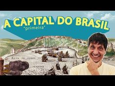 A capital do Brasil Youtube, Design, Freedom Of Speech, Bahia, Arquitetura, Ideas, Youtubers, Youtube Movies
