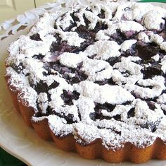 Easy Russian Plum Cake Recipe - Slivovyĭ Pirog: Russian Plum Cake